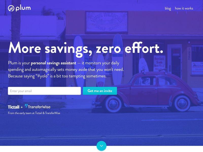 Automatic Money-Saving Apps