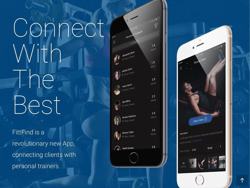Social Fitness Professional Apps