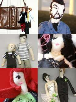 Custom Voodoo Dolls