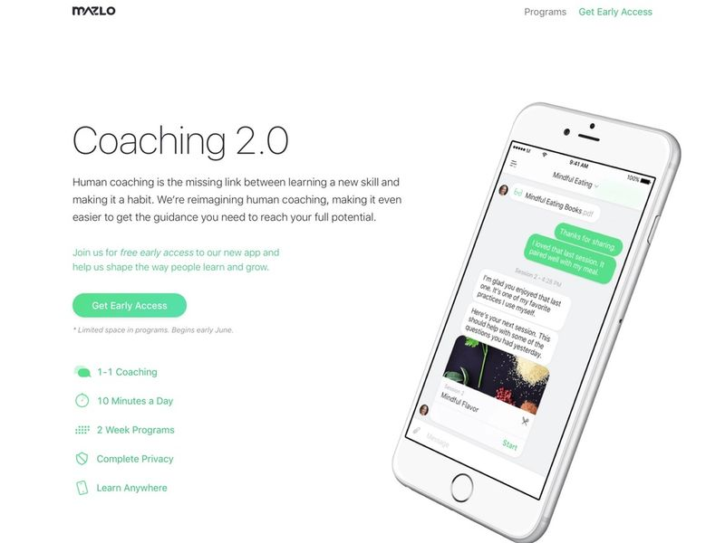 Mindfulness Coaching Apps