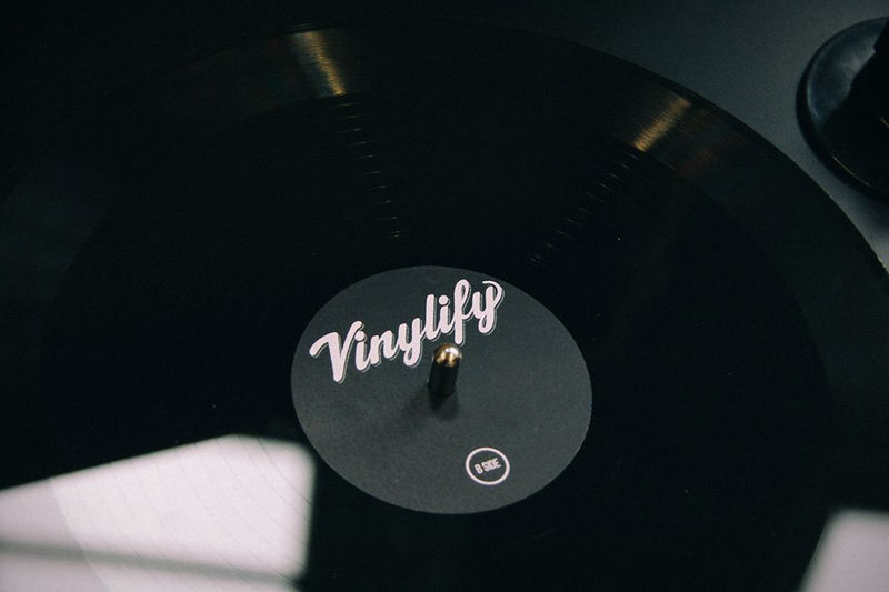 Personalized Vinyl Records