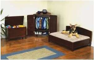 Fully Furnished Pet Bedrooms