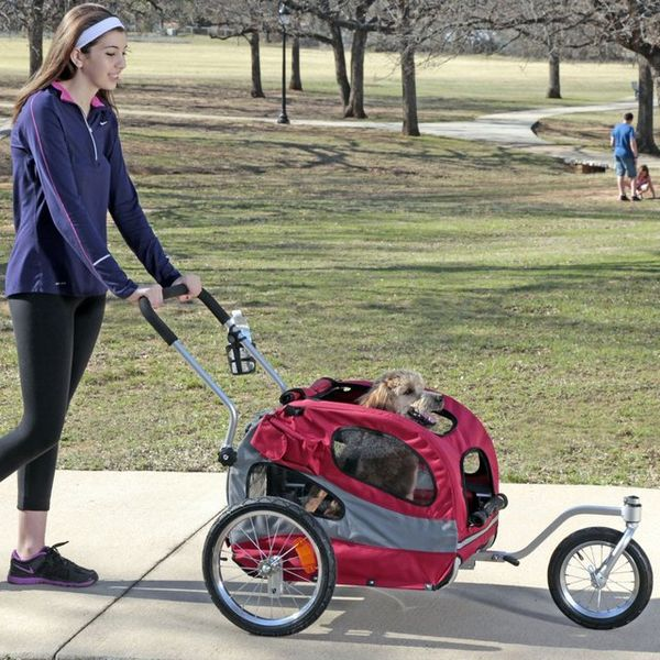 Voyaging Pet Bicycle Trailers