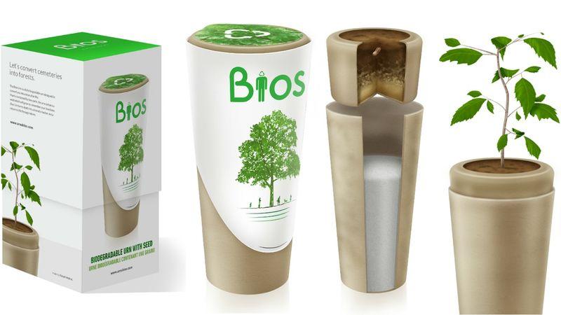 Biodegradable Pet Urns