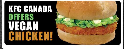 PETA Winning KFC Battle