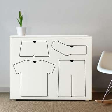 Drawertastic Dollhouse Dressers