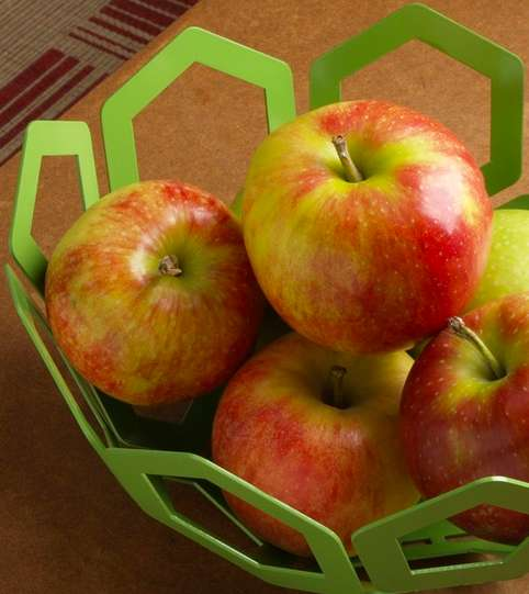 Futuristic Honeycomb Bowls