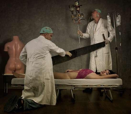 Hacksaw Surgery Shoots