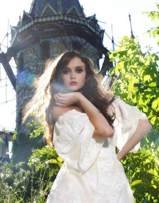 Fashionable Fairytale Shoots