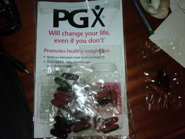 Diet Fiber Pills Pgx Claims To Absorb Water And Help You Lose