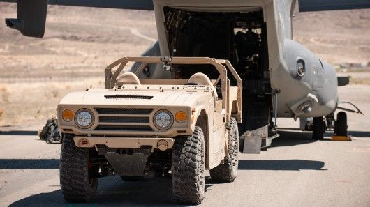 Modular Military Trucks