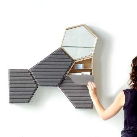 Honeycomb Medicine Cabinets