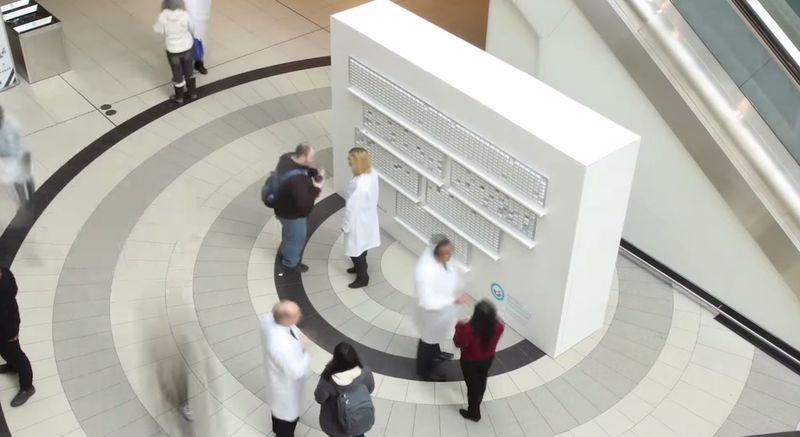 Health Awareness Installations