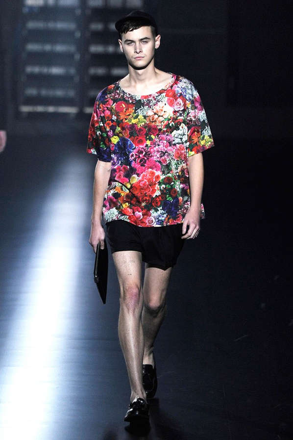 Flower Power Menswear