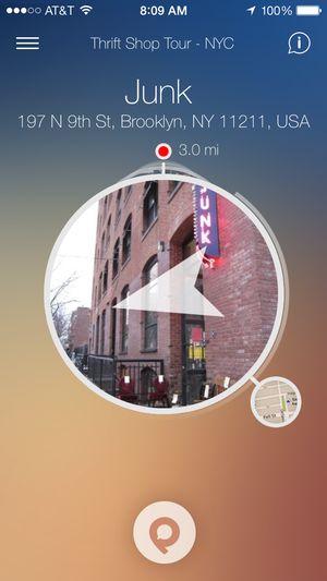 Interactive Exploration Apps
