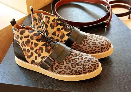 Leopard Print Kicks