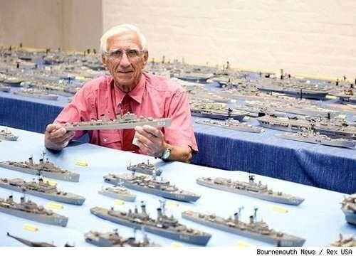 Matchstick Warship Mania