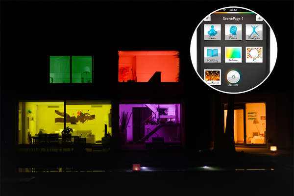 Color Customizing Lights