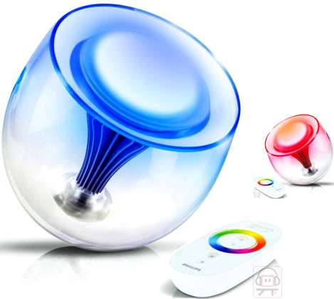 Philips Living Colors + 7 More Ways Philips Blends Tech & Design