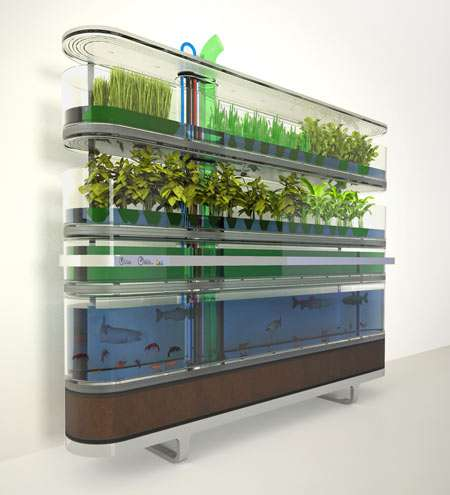 Futuristic Food Probes