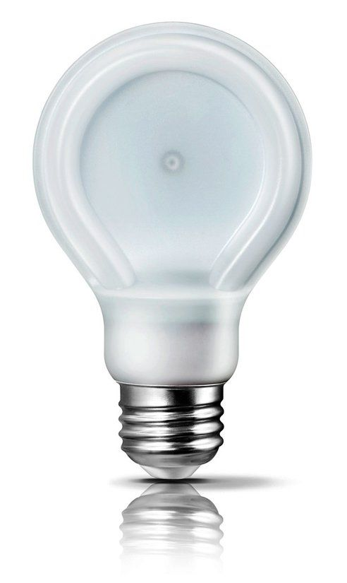 Slimming LED Light Bulbs