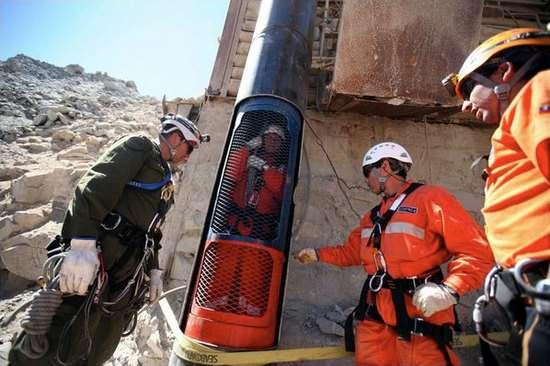 Chile Escape Capsules