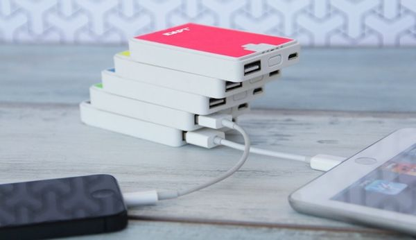 Stackable Phone Chargers