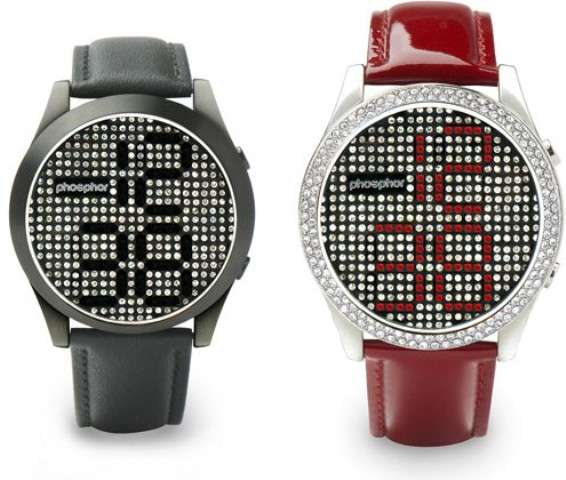 Phosphor Reveal Watch
