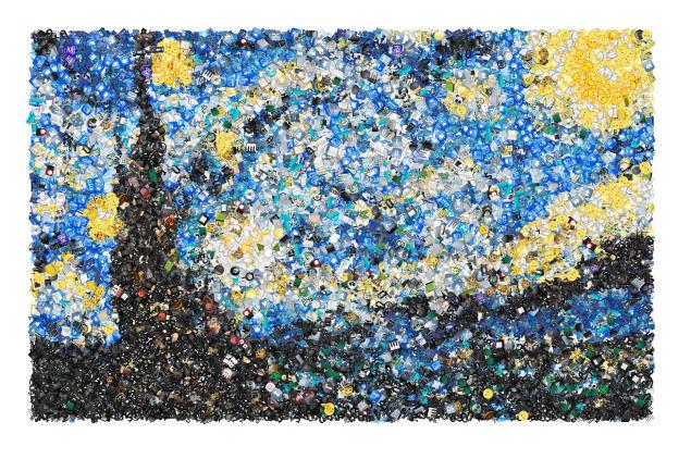 Digital Emoji Mosaics