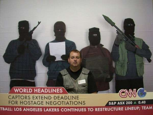 Terrorist Photo Ops