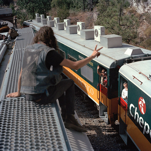 Train-Hopping Photos