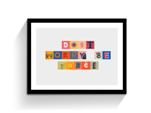 Photo-Generated Typography