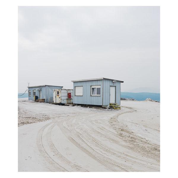 Minimalist Dumping Landscapes