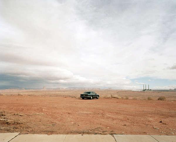 Desolate Landscape Portraitures