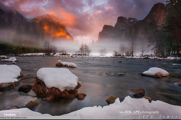 Photographs of Yosemite
