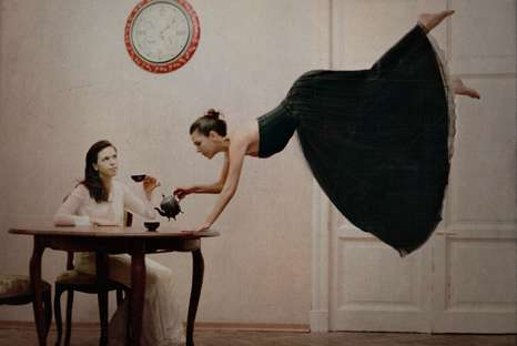 Anti-Gravity High Tea