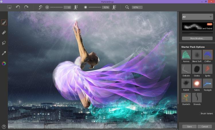 Texture-Building Photoshop Programs