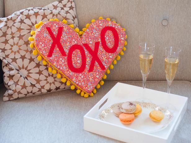 Romantic Phrase Pillows