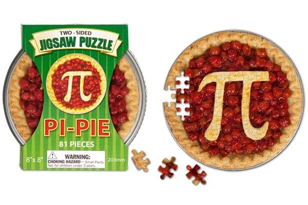 Pi-Tastic Puzzles