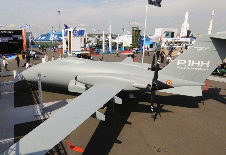 Free-Ranging Military Drones