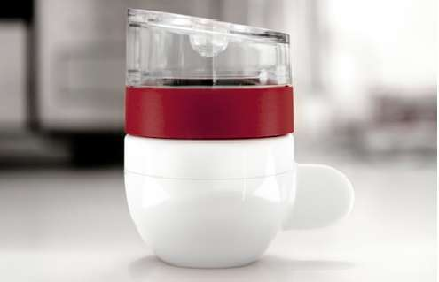 Compact Cup-Made Coffees