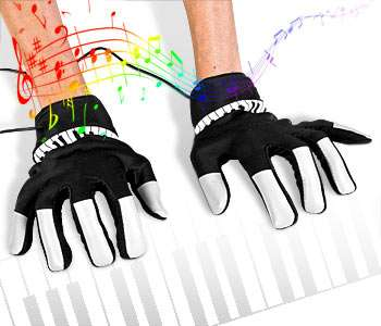 Musical Gloves