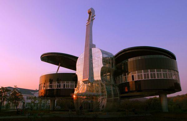 Musical Instrument Architecture