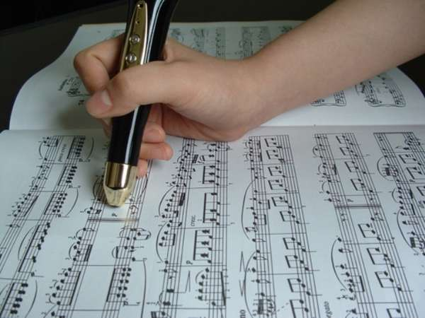 Instrument Instruction Pens