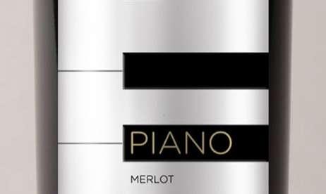 Musical Merlot Branding