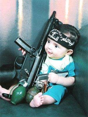 Armed Infant Photoblogs
