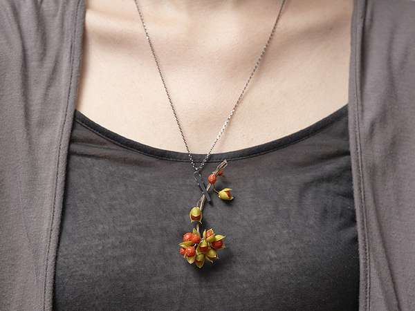 Clip-On Eco Jewelry
