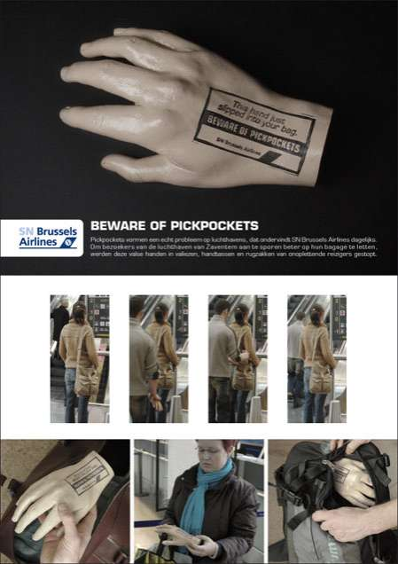 PickPocket Guerrilla