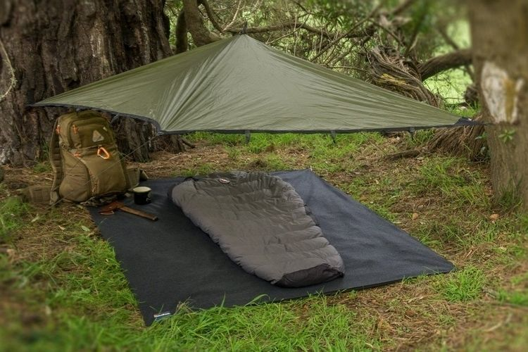 Versatile Backcountry Camping Blankets