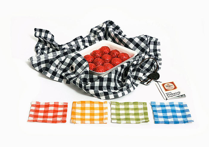Fabric Picnic Packaging